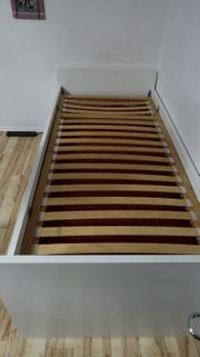 Bett - Wellenmöbel Duoliege mit 2