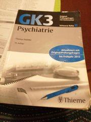 GK3 Psychiatrie Originalpüfungsfragen mit Komment