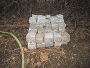 Granitpflastersteine 6 x 6 cm