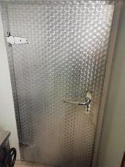 Kühlkammer Kühlhaus Türe Kondensator Verdampfer
