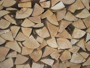 Brennholz ofenfertig Fichte Esche trocken