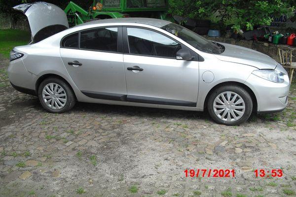 E Auto Renault-Fluence ZE Bj