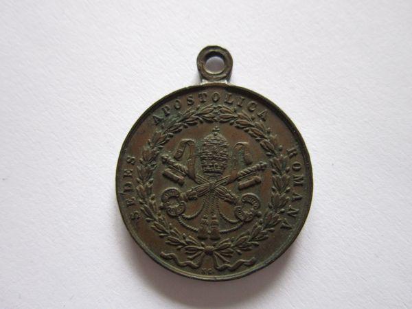 Medaille Vatikan SEDES APOSTOLICA ROMANA