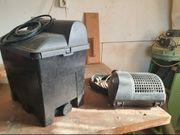 Teichpumpe Filter und Pumpe mit