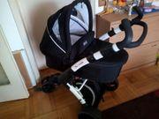 ABC-Design-3-Tec-Kombikinderwagen-Buggy-inkl-Babywanne