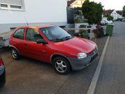 VK Opel Corsa B als