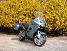 Motorrad-, Roller-Teile - BMW K 1200 GT EZ
