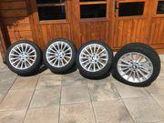 4 x Winterkompletträder Orig BMW