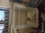 2 Vogelkäfige Papageienkäfige zusammen Festpreis