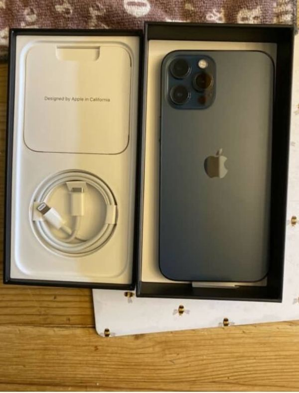 iPhone 12pro Max 256Gb