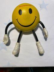Smiley Figur Polycom ca 14