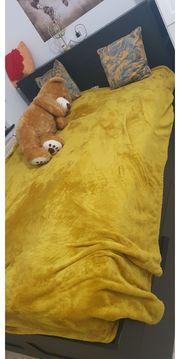 Bett mit 4 Schubladen