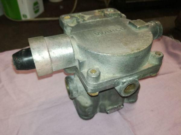 Wabco Anhänger Bremsventil 971 002