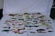 72 Sück Kunstköder Angler Forelle