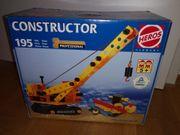 HEROS Germany 195-tlg Bagger Constructor