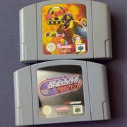 Nintendo 64 Spiele zu verkaufen
