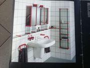 Badezimmerspiegel mit Leuchten von HEWI
