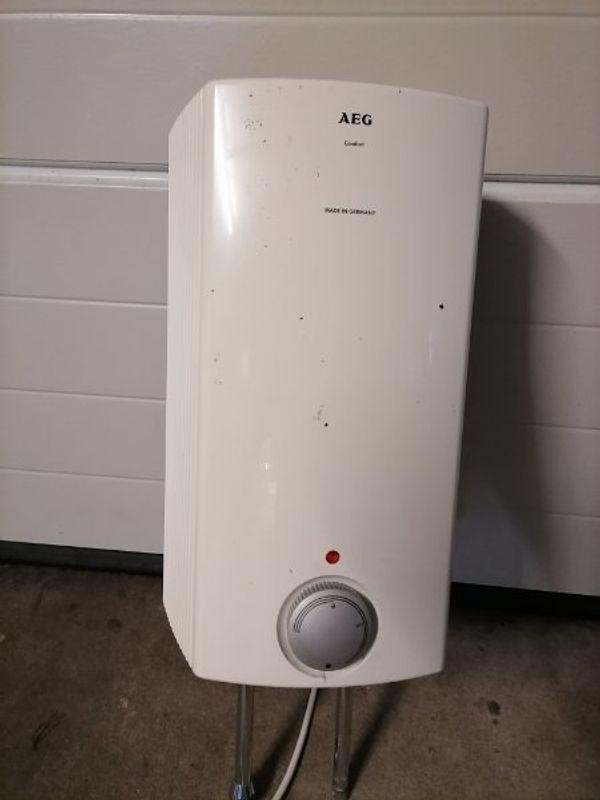 Boiler AEG 5 LITER