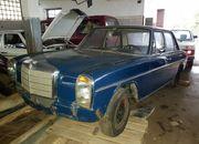 Mercedes 220 Benziner W115 Strichacht