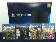 PS4 Pro 1 TB Konsole