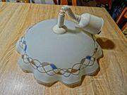 Küchenlampe mit Zugkordel Lampe aus
