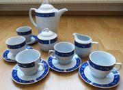 Geschirr-Teller Kaffee Set