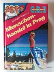 Detektivbuch Menschenhandel in Prag