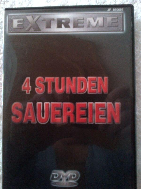 EXTREME SAUEREIEN DVD 4 Stunden