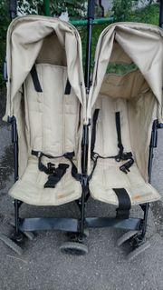 Zwillings buggy