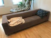 Couch mit abnehmbarem Bezug