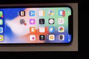 Iphone X Silber 64GB