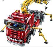 LKW Kran von Lego Technik