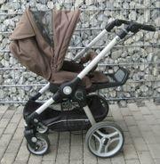 Teutonia Cosmo 11 Kombi Kinderwagen