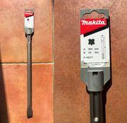 Flachmeißel SDS-MAX Länge 400mm Breitmeißel