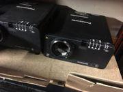Panasonic HD 3 Chip DLP-Projektor