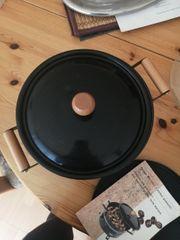 marroni Grill mit Crepe und