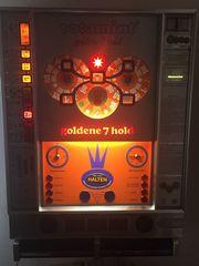 Geldspielautomaten Goldene7 Hold aus den
