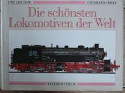 Die schönsten Lokomotiven der Welt