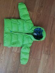 Warme Winterjacke Größe 90 cm