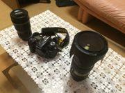 Nikon D7100 AF-S Nikkor 27-70mm