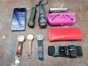 Kamara Uhren und verschiedenes