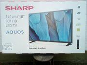 Fernseher SHARP 48 - NEU - unbenutzt