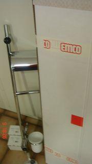 EMCO Toilettengarnitur für Wandmontage verchromt