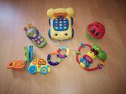 Kinderspielzeug 0 bis 2 Jahre