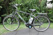 Herren Kettler E-Bike grau guter