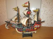 Piratenschiff Santa Maria