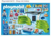 Playmobil Kiosk Imbiss