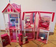 Puppenhaus Barbiehaus