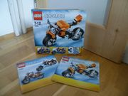 Lego Creator - 7291 - Motorrad