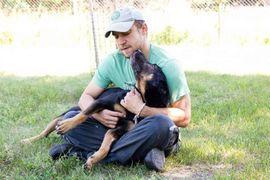 Hunde - Rocky - Für seine Menschen tut